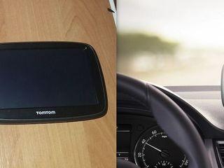 TomTom 50. GPS, бесплатные карты, весь набор