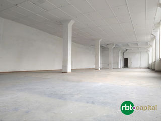 Botanica 365m2, Producere/ Depozit/ Open Space!  4euro/m2 inclusiv TVA