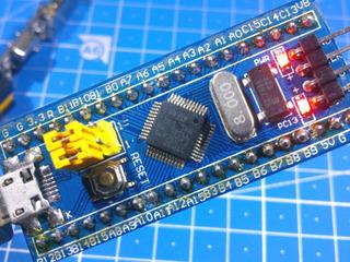 Arduino(ардуино) 32бита всего лишь за 100лей