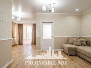 Ciocana! 1 cameră cu living, autonomă, geamuri panoramice! 46 mp!