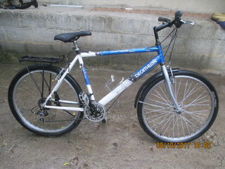 Vînd bicicletă Decathlon pentru maturi