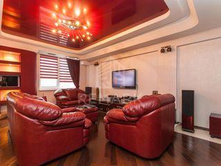 Spre vânzare PentHouse, Botanica bd. Decebal  200 mp, 195000 €