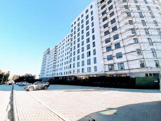 Buiucani! Apartament cu 2 odai + living, bloc nou, incalzire autonoma, et. 3/9, 69 m.p..