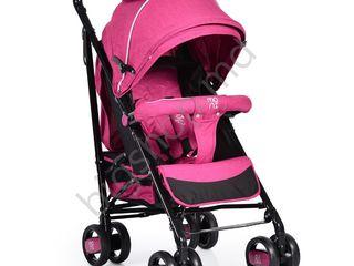 Carucior de plimbare Moni Joy (Pink), livrare gratuita !