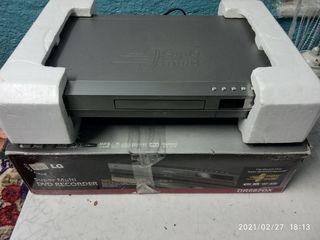 DVD LG recorder
