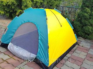 АКЦИЯ!Туристическая 4-х местная палатка-автомат  Automatic Quick!