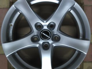 5x115. Новые диски из легкого сплава Borbet 6,5Jx16.  Mitsubishi,Hyundai, Mazda, Honda...