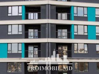 OASIS - 3 dormitoare + living, balcon spațios! 83 mp!
