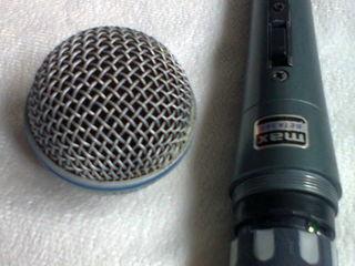 Запчасти для микрофонов любых видов