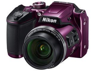 Компактный фотоаппарат Nikon Coolpix B500 Purple
