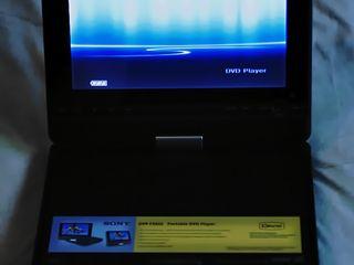 Портативный Dvd Плеер Sony DVP-FX 810
