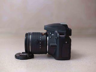 Nikon D3400 kit (3000 de cadre)