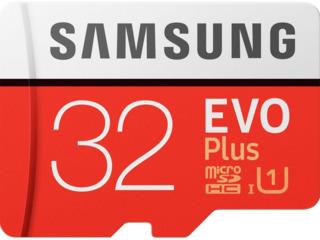 Флэш карта памяти Samsung MB-MC32GA/RU
