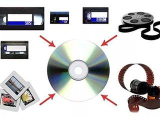Видеокассеты - оцифровка
