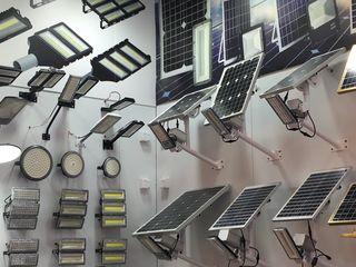 LED ПРОЖЕКТОРЫ НА СОЛНЕЧНЫХ БАТАРЕЯХ! СКИДКА 20%(без оплаты электроэнергии).