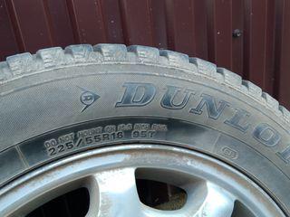 4 Roti Dunlop 225/55/16  250 Eur