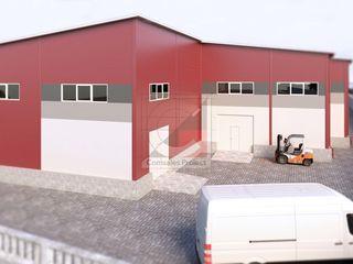 Servicii de proiectare a centrelor logistice