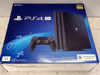 PlayStation 4 Pro + 20 игр.Новый.(Прошитая)
