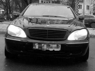 Chirie Auto Mercedes w 220 ...s320 turbo disel
