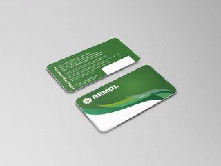 Пластиковые карты с чипом (rfid)