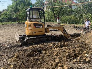 Mini-Excavator !Bobcat! La comandă