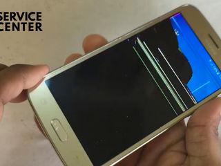 Samsung Galaxy J2 2018 ( SM-J250FZKDSER)  Стекло разбил, пришел, заменил!