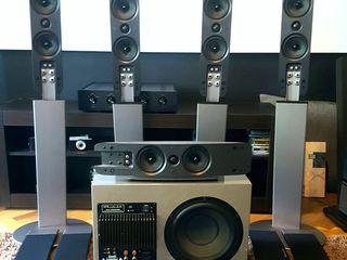Wharfedale RS-10 (5.1) 850W Hi-Fi