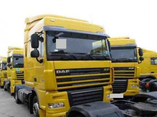 Daf XF 105 460 2012 EU5