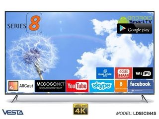 Televizoare Samsung, Sony, LG, Vesta in credit. Livram. Garantie 24 luni.
