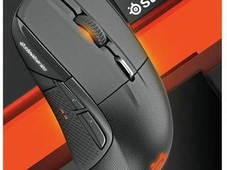 Steelseries rival 700 cu fir optical gaming mouse cu display oled si vibratie