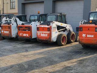 Bobcat S130, S150, S175, S185, S205, S250, S510, S550.