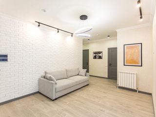 Cea mai reusita planificare din complexul Exfactor,Ion Buzdugan- 3 dormitoare+ living.