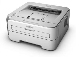 REAL PRINT SRL . SP 1210N - производительный лазерный принтер от японской фирмы Ricoh!