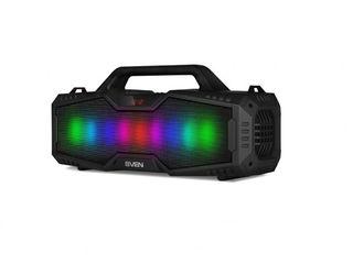 Boxă portabilă Sven PS-480, 24 W, Black