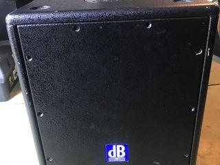 DB technologies opera sub 12