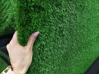 Iarba artificiala! Декоративная ландшафная трава! От 95 лей/м2!