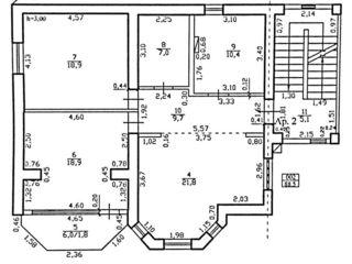 кв. 95m2 дом на 4 семьи, сдан в эксплуатацию  у каждого отдельная закрытая территория