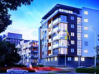 Продаётся 2-х комн. квартира,  Кишинев, Центр 56 m
