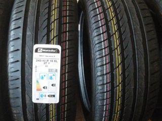 Pазноширокие шины 245/40 & 265/35 R18 Matador