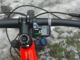 bicicleta este noua cu acumulator...se poate si la skimb pe...la pret se mai discuta