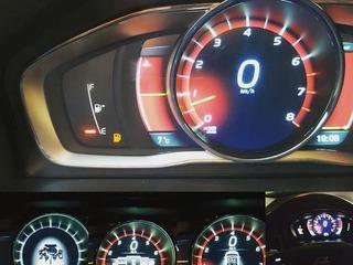 Instalezi speedometer display digital Volvo s60, s80, xc60, xc70  model 2011-2014