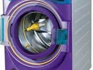 Reparatie rapida, calitativa, profisionala a masinilor de spalat rufe la domiciliu.