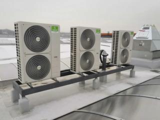 Reduceri la orice aparat de aer condiționat! TU - alege, noi - instalăm!