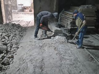 Снос,демонтаж конструкции, вывоз и вынос мусора.