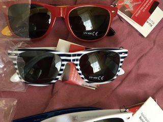 Ochelari de soare absolut noi, calitativi, au protecția UV 400, 100 lei perechea.