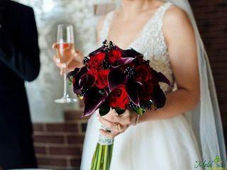 Buchetul miresei - букет невесты