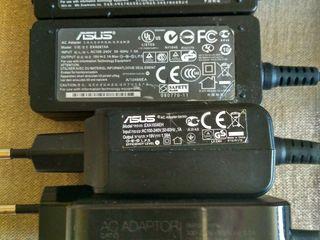 Фирменные зарядки для разных моделей ноутбуков