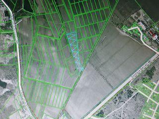 Teren,lot de pămînt 300 metri de la Poltava în apropiere depozit de metal Tronex-com.
