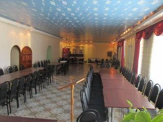 Продаю действующий бизнес зал для торжеств, свадеб и бар, 653квм в г. Криуляны