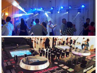 DJ Festa ,  lumini , efecte speciale